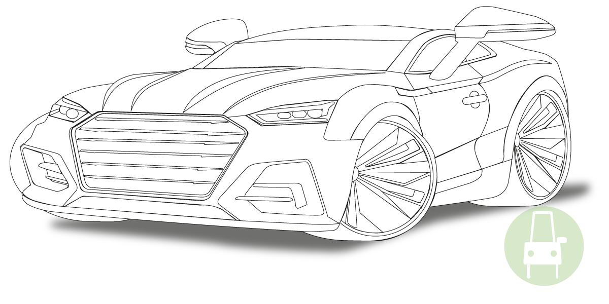 Audi a5 coupe quattro